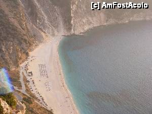 P04 [AUG-2013] Myrtos Beach in apus de soare