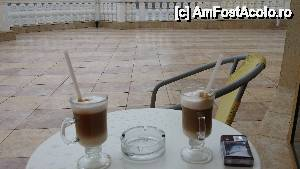 P08 [APR-2014] Marina Royal Palace - la o cafe latte pe terasa noastră