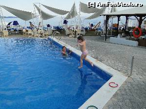 foto din vacanţa la Blue Dream Palace Resort [Trypiti, Limenaria]