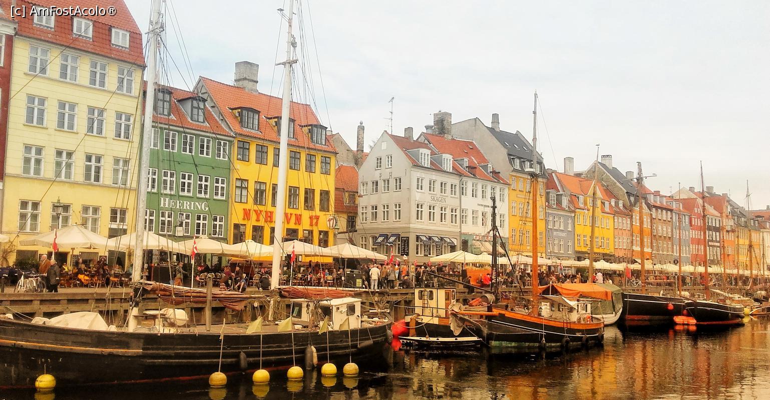 Danemarca Harta Turistică și Rutieră Cazări Obiective De