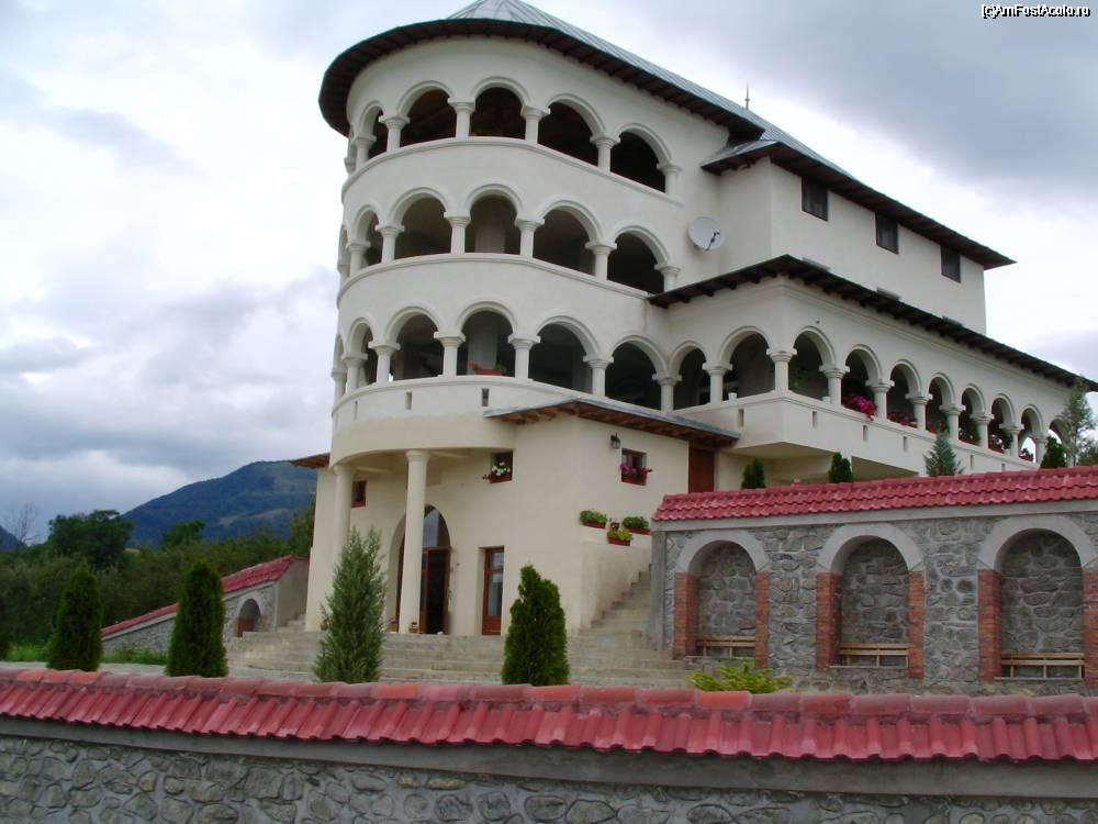 Casa Parohială din curtea Mănăstirii Antonești