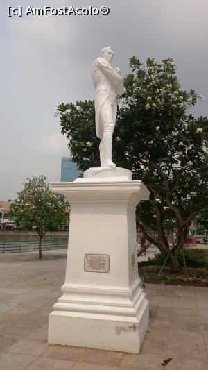 P03 [NOV-2019] Sir Stamford Raffles, intemeietorul orasului Singapore.