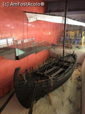 P02 <small>[înc: 19.04.18]</small> Replica în mărime naturală a navei Kyrenia