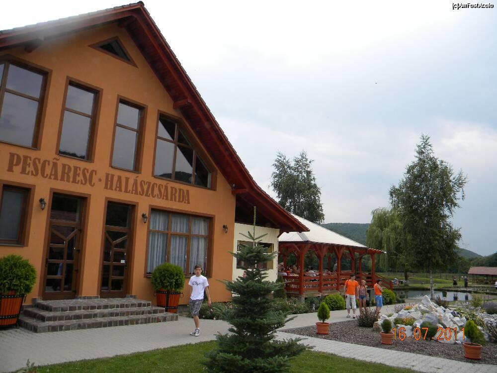 Poze Hanul Pescaresc - Halaszcsarda, C�MPU CETA?II - fotografii ...