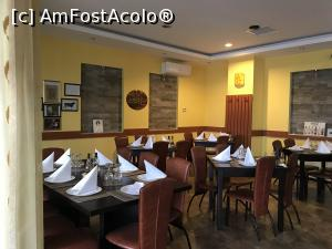 P03 [SEP-2018] Restaurantul Pongal - interior