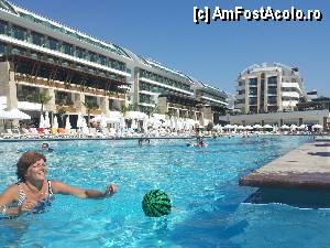 Foto sejur Crystal Waterworld Resort & Spa [Bogazkent] by Adriana!!!