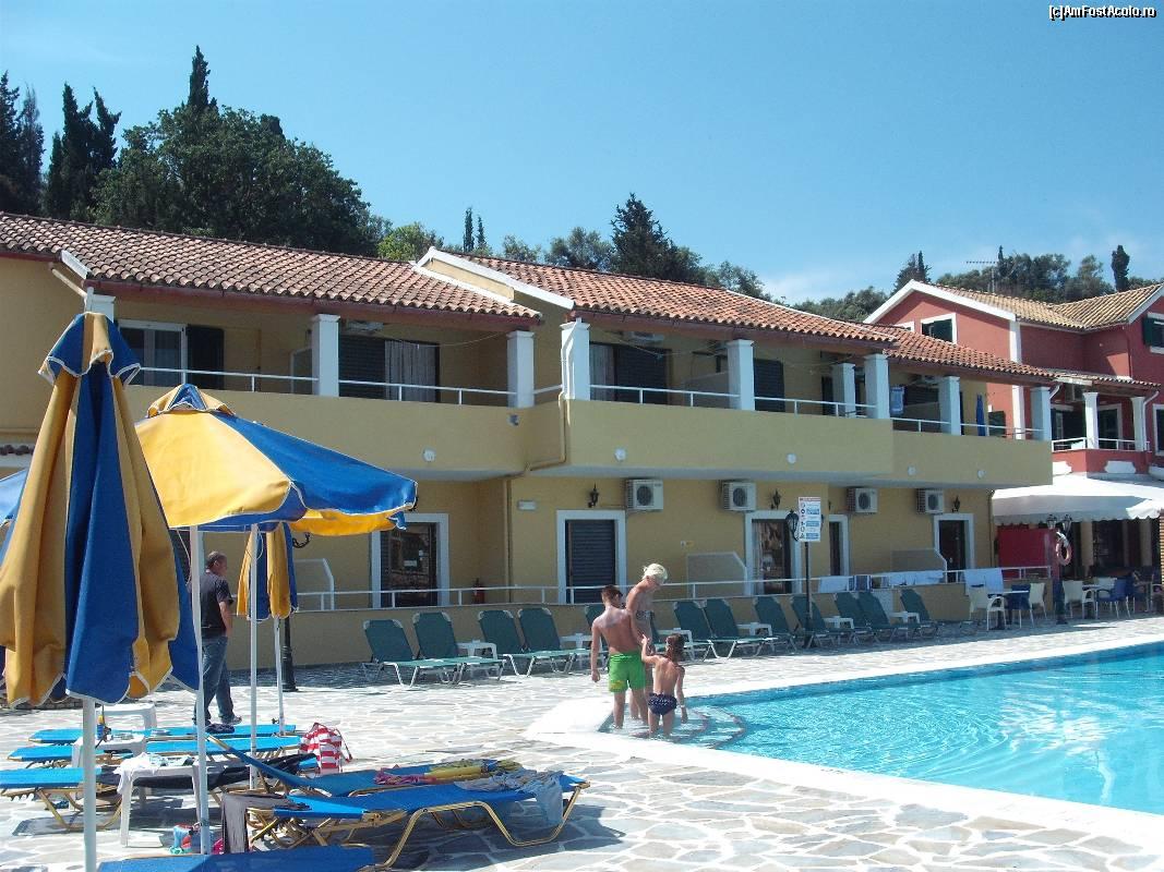 Paradise Hotel - Sidari / impresii si recomandari sejur ...
