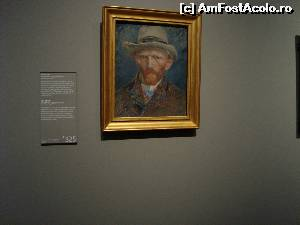 P27 [JUL-2014] Van Gogh -Autoportret... l-am cautat mult.