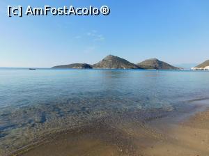 P21 <small>[înc: 01.11.17]</small> Ce albastra azurie e marea Egee la Tolo