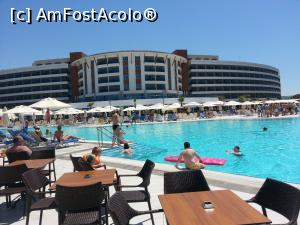 P31 [JUN-2016] Aquasis Deluxe Didim - la pool bar
