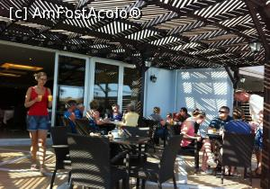 "P09 [JUN-2014] Rhodos - Avra Beach Resort and Spa - Terasa exterioara a restaurantului -- foto by <b>alina1104</b> [uploaded 27.02.16] - <span class=""allrVotedi"" id=""av718291"">Foto VOTATĂ de mine!</span><div class=""delVotI"" id=""sv718291""><a href=""/pma_sterge_vot.php?vid=&fid=718291"">Şterge vot</a></div><span id=""v9718291"" class=""displayinline;""> - <a style=""color:red;"" href=""javascript:votez(718291)""><b>LIKE</b> = Votează poza</a><img class=""loader"" id=""f718291Validating"" src=""/imagini/loader.gif"" border=""0"" /><span class=""AjErrMes""  id=""e718291MesajEr""></span>"