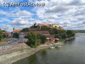 P02 <small>[înc: 20.07.17]</small> Cetatea Petrovaradin văzută de pe podul Varadinski