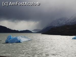 P12 <small>[înc: 28.09.18]</small> ghețarul Grey, locul unde bătea un vânt...