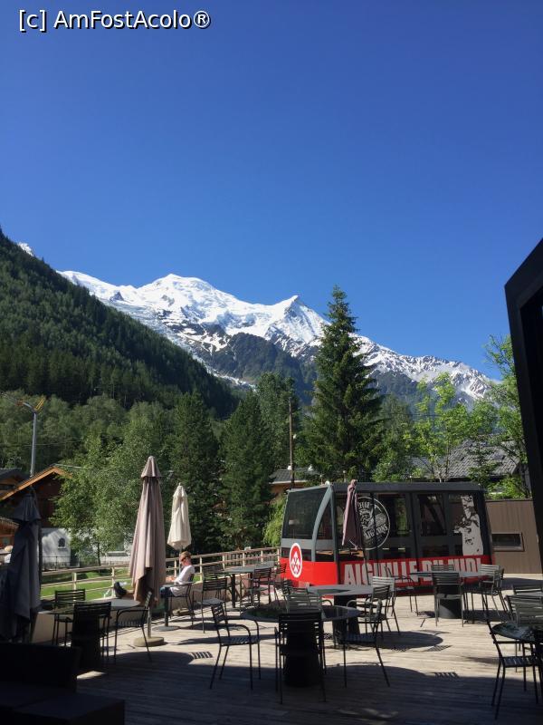 Harta Chamonix Mont Blanc Franța Amfostacolo