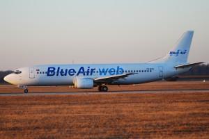 Blue Air - o companie aproape de inima ta